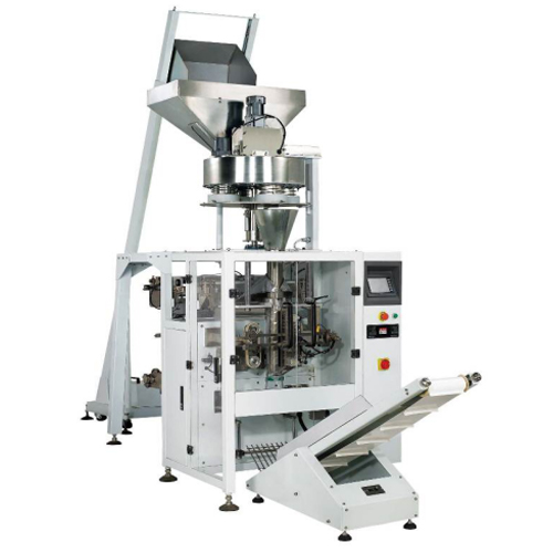 HR-420V-PV Volumetric Cup Granule Form Fill Seal Machine