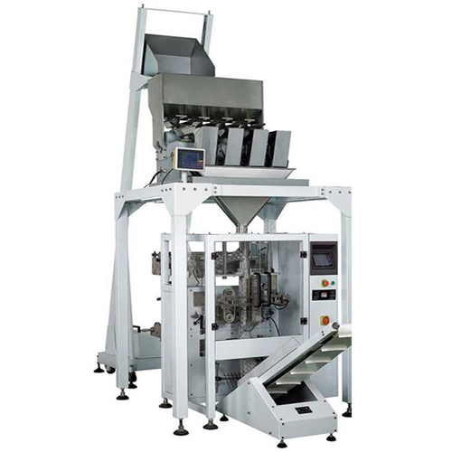 HR-520V-GM(4) Vertical Form Fill Seal Machine with Linear Weigher